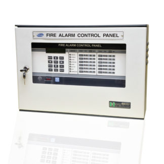 8 zone fire alarm control panel