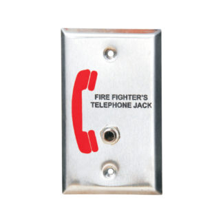 Fire Fighters Telephone Jack